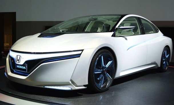 97 New Honda 2020 Vision Concept by Honda 2020 Vision