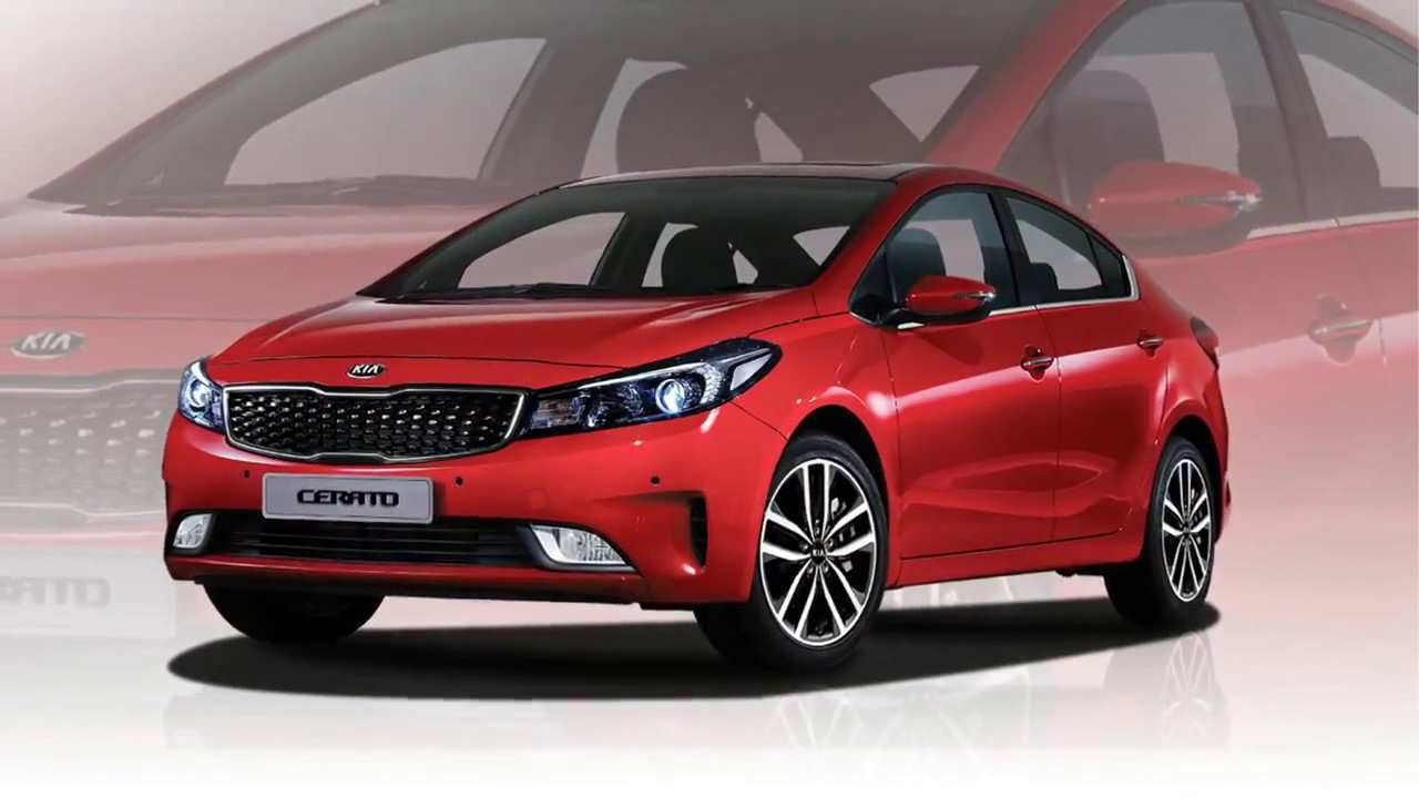 97 New Kia K3 2020 New Concept with Kia K3 2020