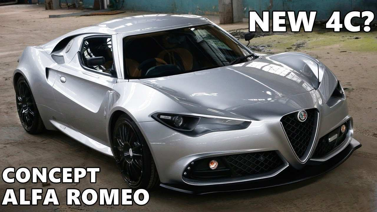 97 The 2019 Alfa Romeo 4C Price and Review with 2019 Alfa Romeo 4C