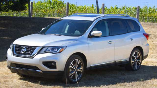 97 The 2019 Nissan Pathfinder Release Date Review by 2019 Nissan Pathfinder Release Date