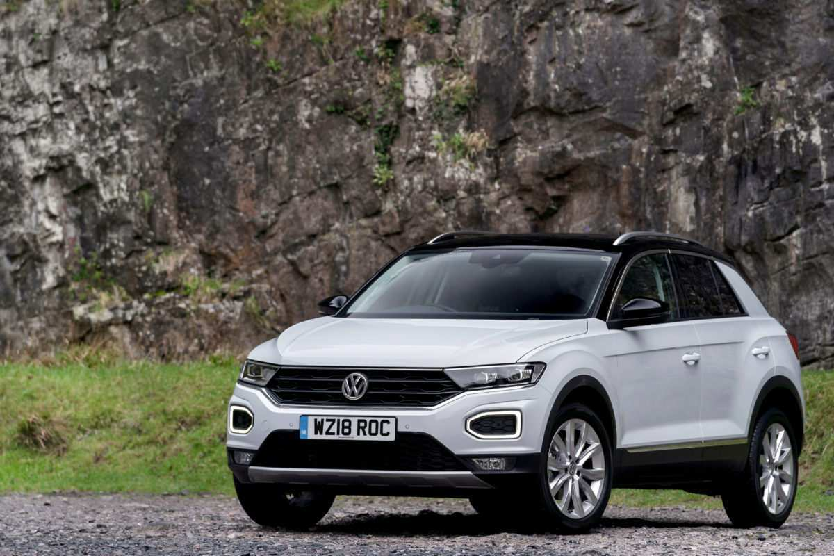 97 The 2019 Volkswagen T Roc Style with 2019 Volkswagen T Roc