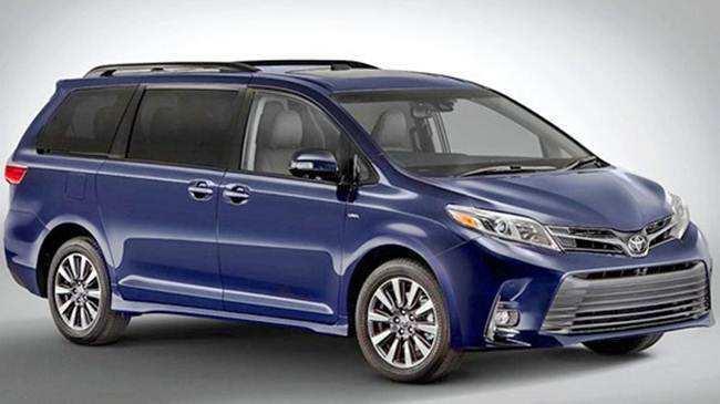 97 The 2020 Toyota Van Style with 2020 Toyota Van