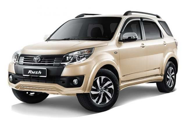 97 The Toyota Rush 2020 Specs and Review by Toyota Rush 2020
