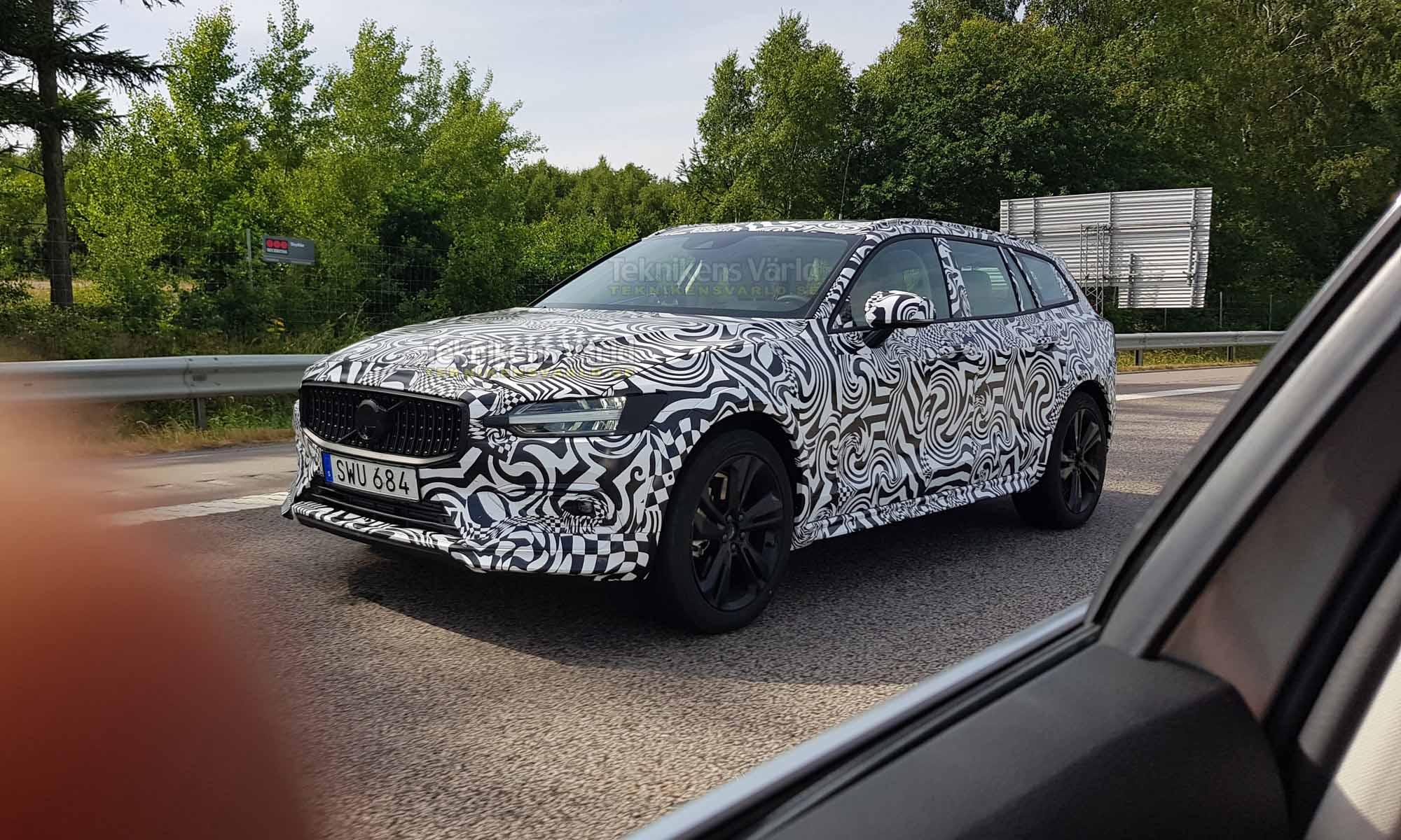 97 The Volvo 2019 Announcement Interior by Volvo 2019 Announcement