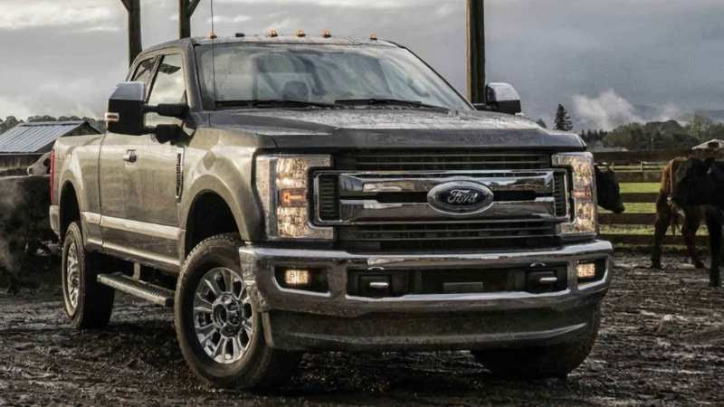 98 All New 2019 Ford 2500 Model with 2019 Ford 2500