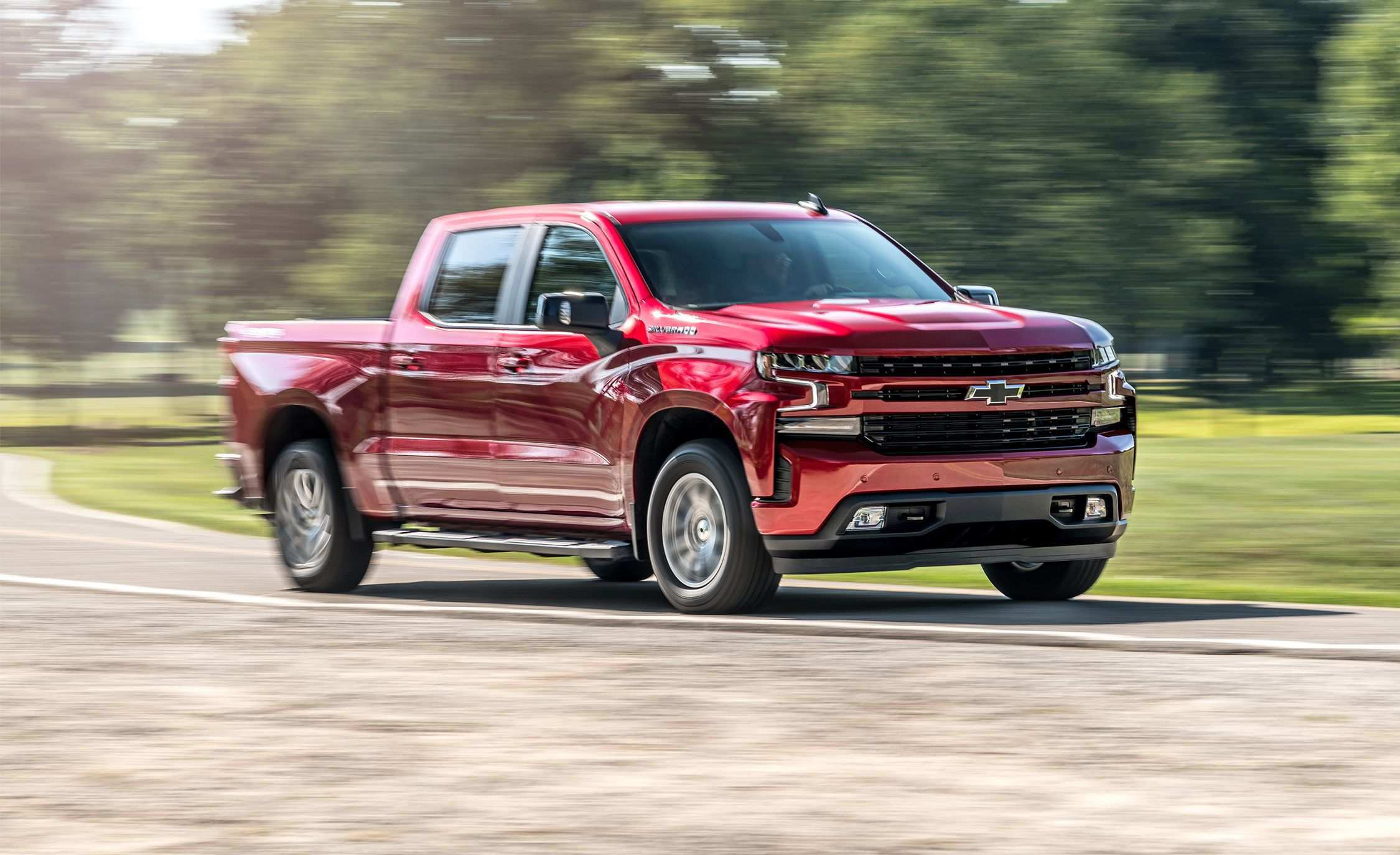 98 All New 2019 Silverado Update Overview with 2019 Silverado Update