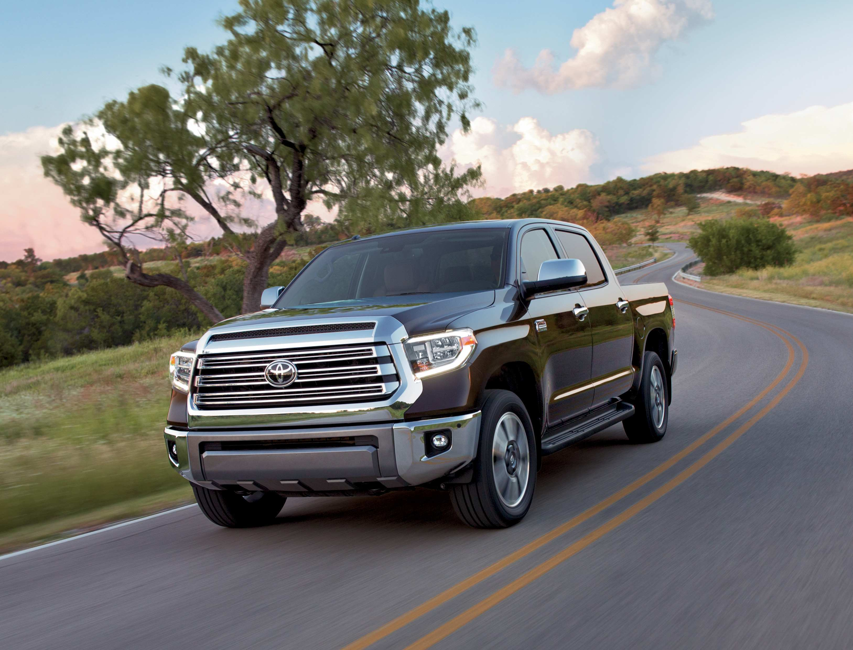 98 All New 2019 Toyota Tundra Truck Performance and New Engine by 2019 Toyota Tundra Truck