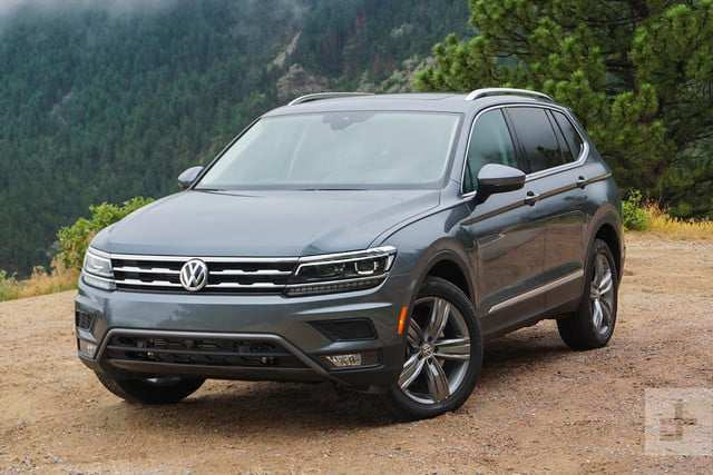 98 All New 2019 Volkswagen Tiguan Review Configurations for 2019 Volkswagen Tiguan Review