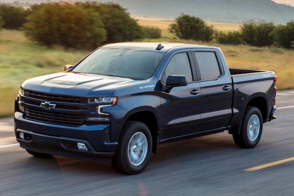 98 All New 2020 Chevrolet Pickup Price by 2020 Chevrolet Pickup