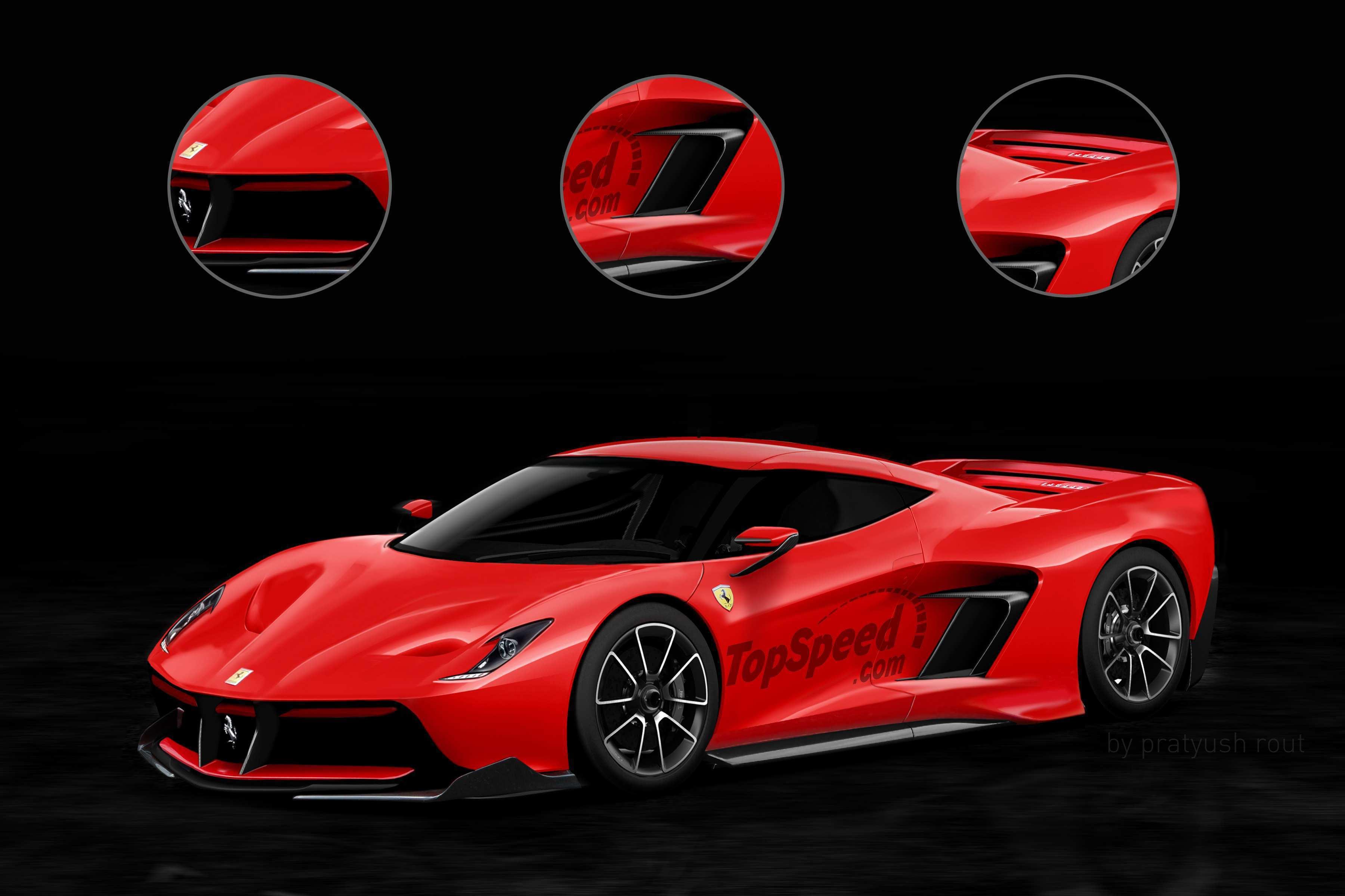 98 All New 2020 Ferrari Dino New Concept for 2020 Ferrari Dino