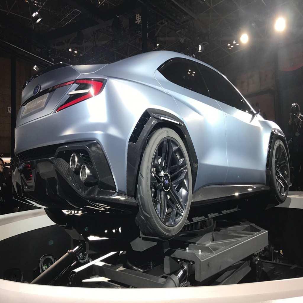 98 All New 2020 Subaru Sti Rumors Release for 2020 Subaru Sti Rumors