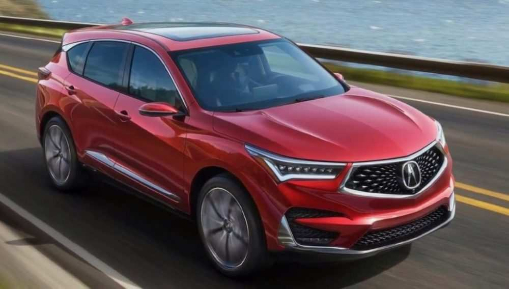 98 Best Review 2019 Acura Rdx Spy Photos Interior with 2019 Acura Rdx Spy Photos