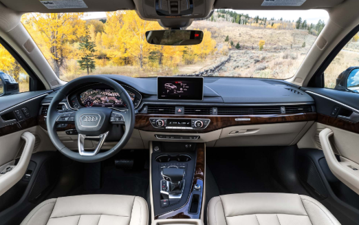 98 Best Review 2019 Audi A4 Interior Photos by 2019 Audi A4 Interior