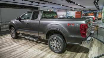 98 Best Review 2019 Ford Ranger 2 Door New Concept by 2019 Ford Ranger 2 Door