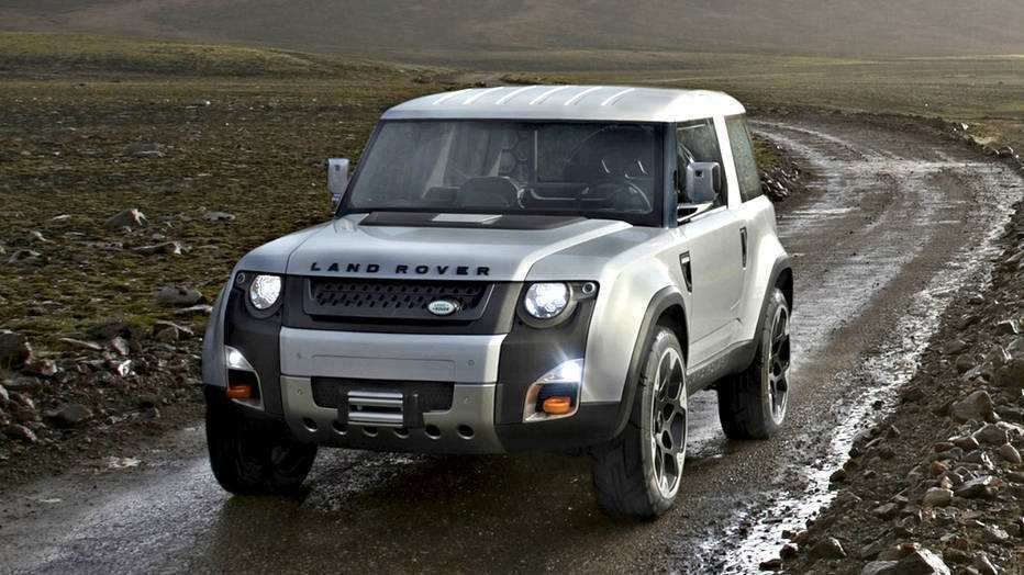 98 Best Review 2019 Land Rover Defender Price Configurations with 2019 Land Rover Defender Price
