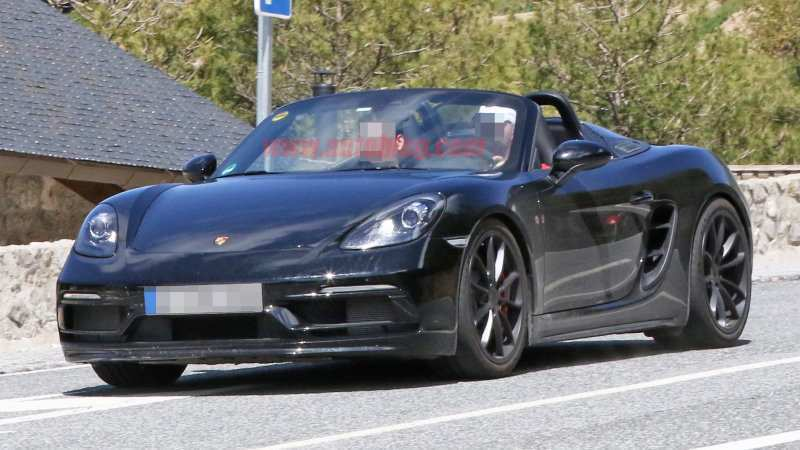 98 Best Review 2019 Porsche Boxster Spyder First Drive by 2019 Porsche Boxster Spyder