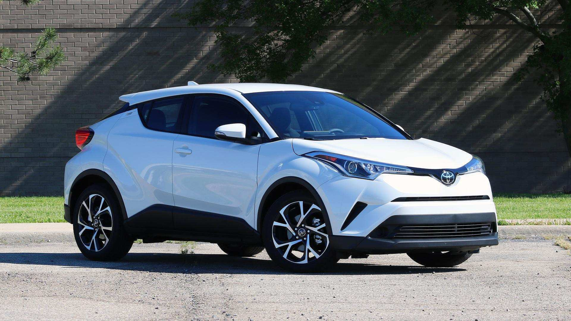 98 Best Review 2019 Toyota C Hr Exterior with 2019 Toyota C Hr