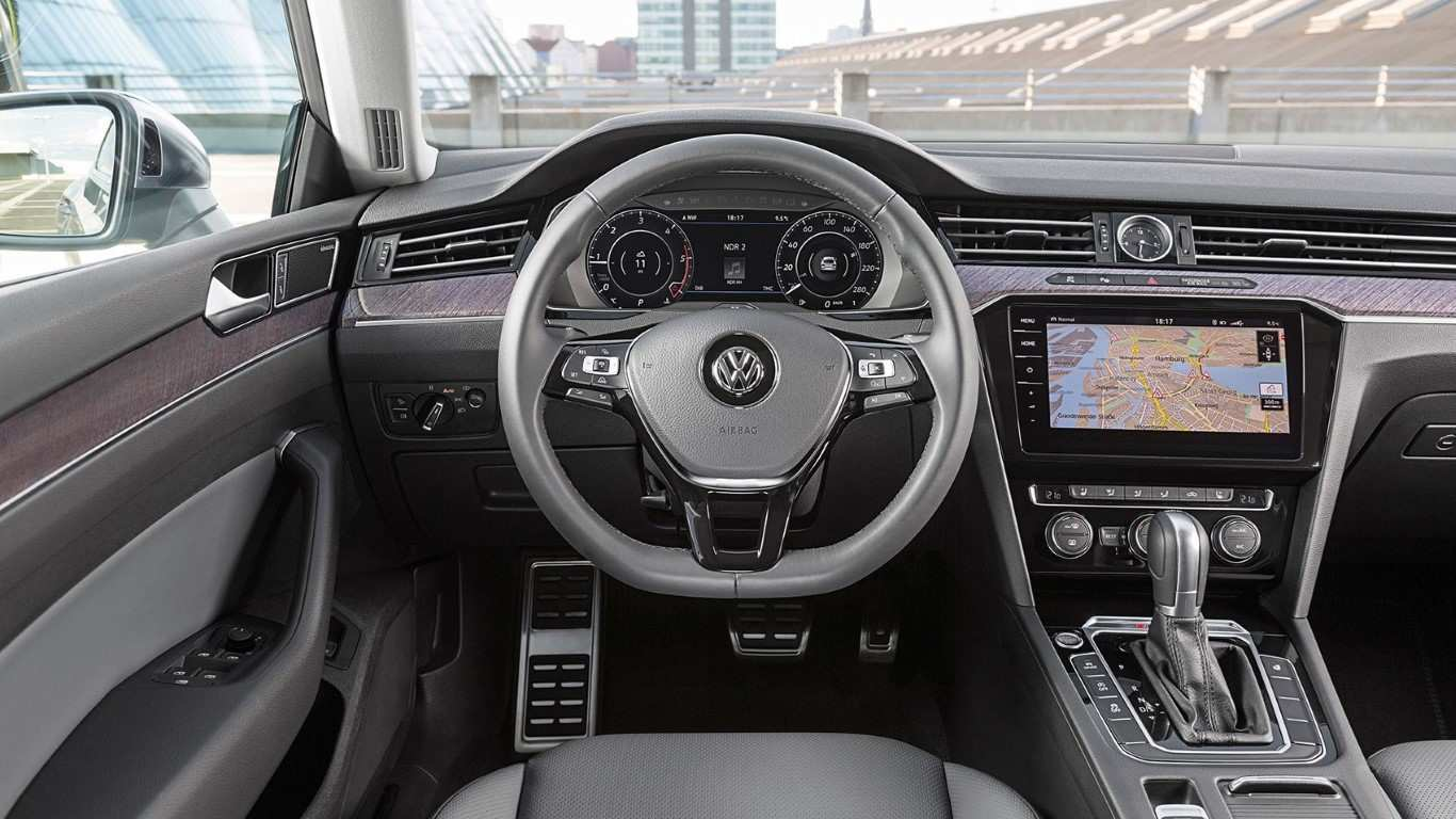 98 Best Review 2019 Volkswagen Passat Interior Pictures with 2019 Volkswagen Passat Interior