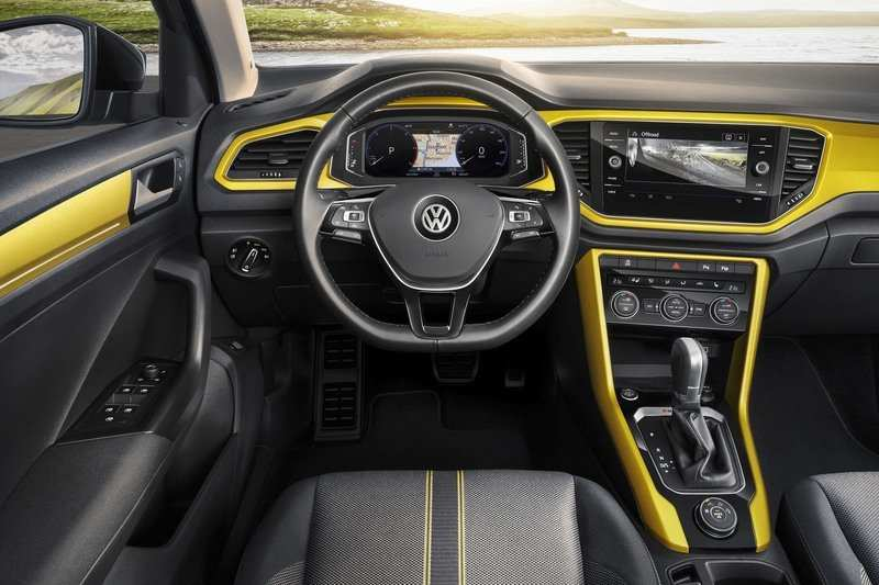 98 Best Review 2019 Volkswagen T Roc Model by 2019 Volkswagen T Roc