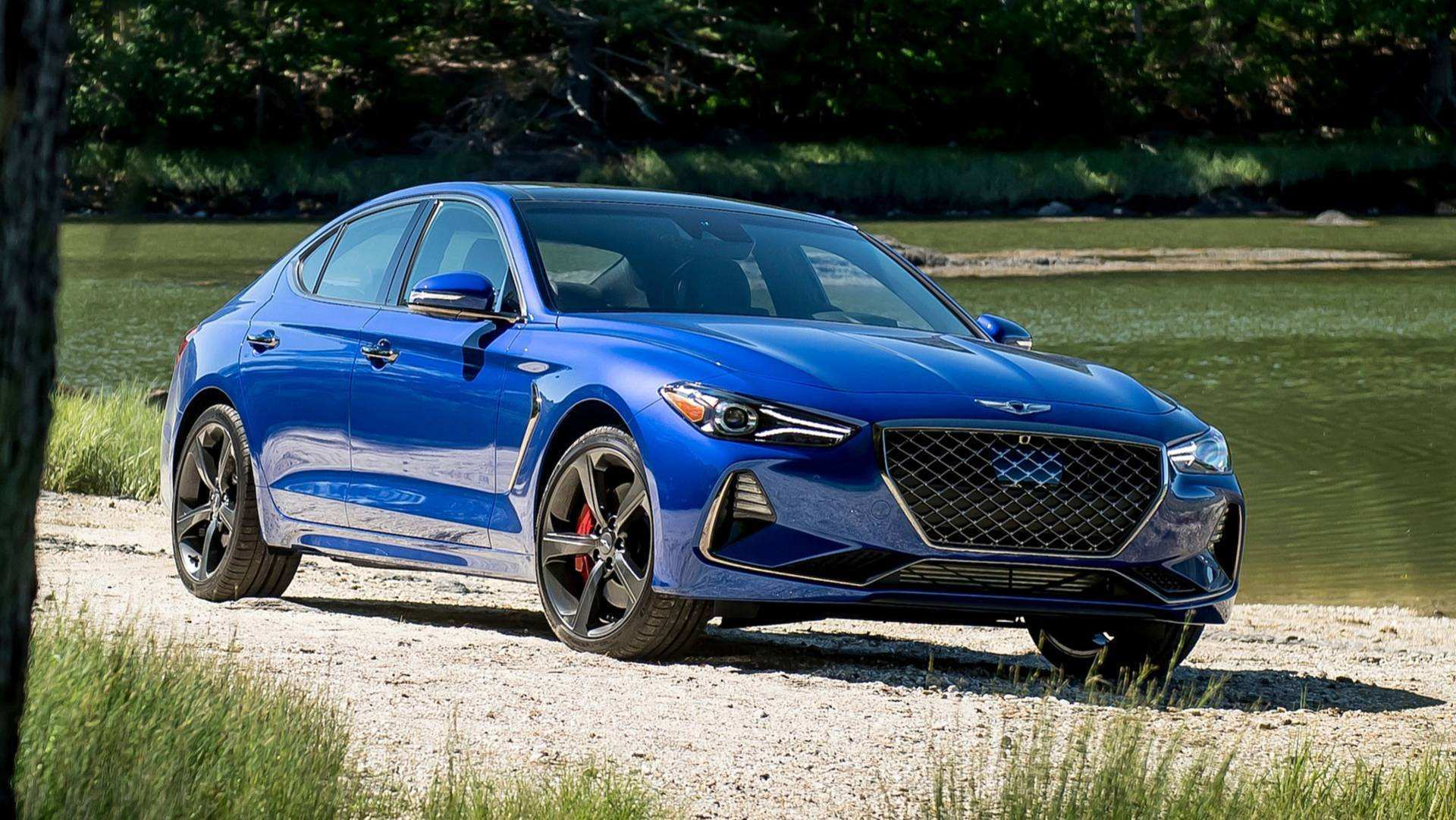 98 Concept of 2019 Genesis G70 Specs Exterior and Interior by 2019 Genesis G70 Specs