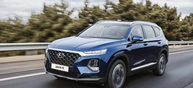 98 Concept of 2019 Hyundai Santa Fe Launch Style with 2019 Hyundai Santa Fe Launch