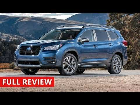 98 Concept of 2019 Subaru 7 Seater Redesign and Concept with 2019 Subaru 7 Seater