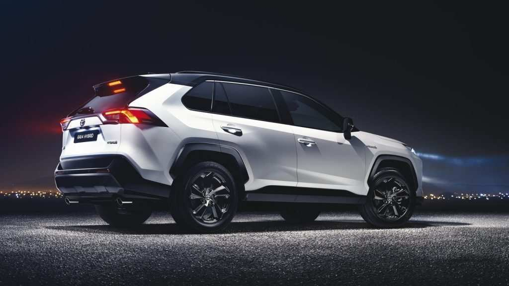 98 Concept of 2019 Toyota Rav4 Hybrid Specs Spy Shoot for 2019 Toyota Rav4 Hybrid Specs