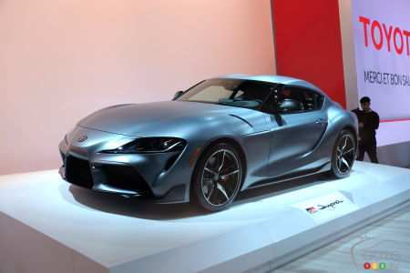 98 Concept of 2019 Toyota Supra Exterior and Interior for 2019 Toyota Supra