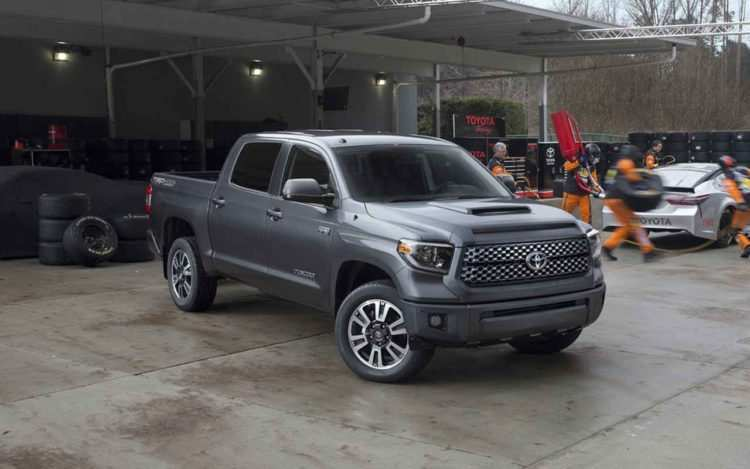 98 Concept of 2019 Toyota Tundra Redesign Wallpaper for 2019 Toyota Tundra Redesign