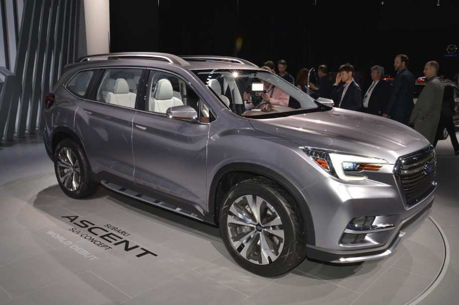 98 Concept of 2020 Subaru Truck Review with 2020 Subaru Truck