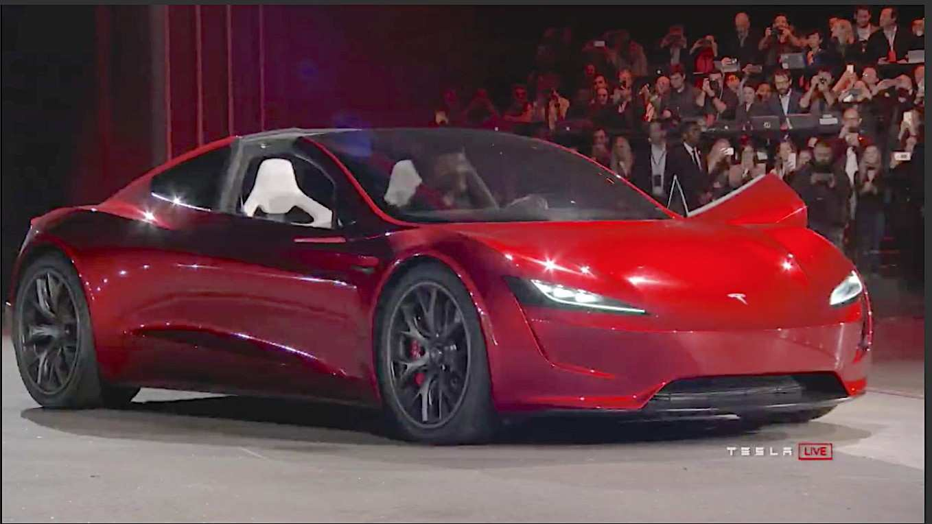 98 Concept of 2020 Tesla Roadster Video Specs with 2020 Tesla Roadster Video