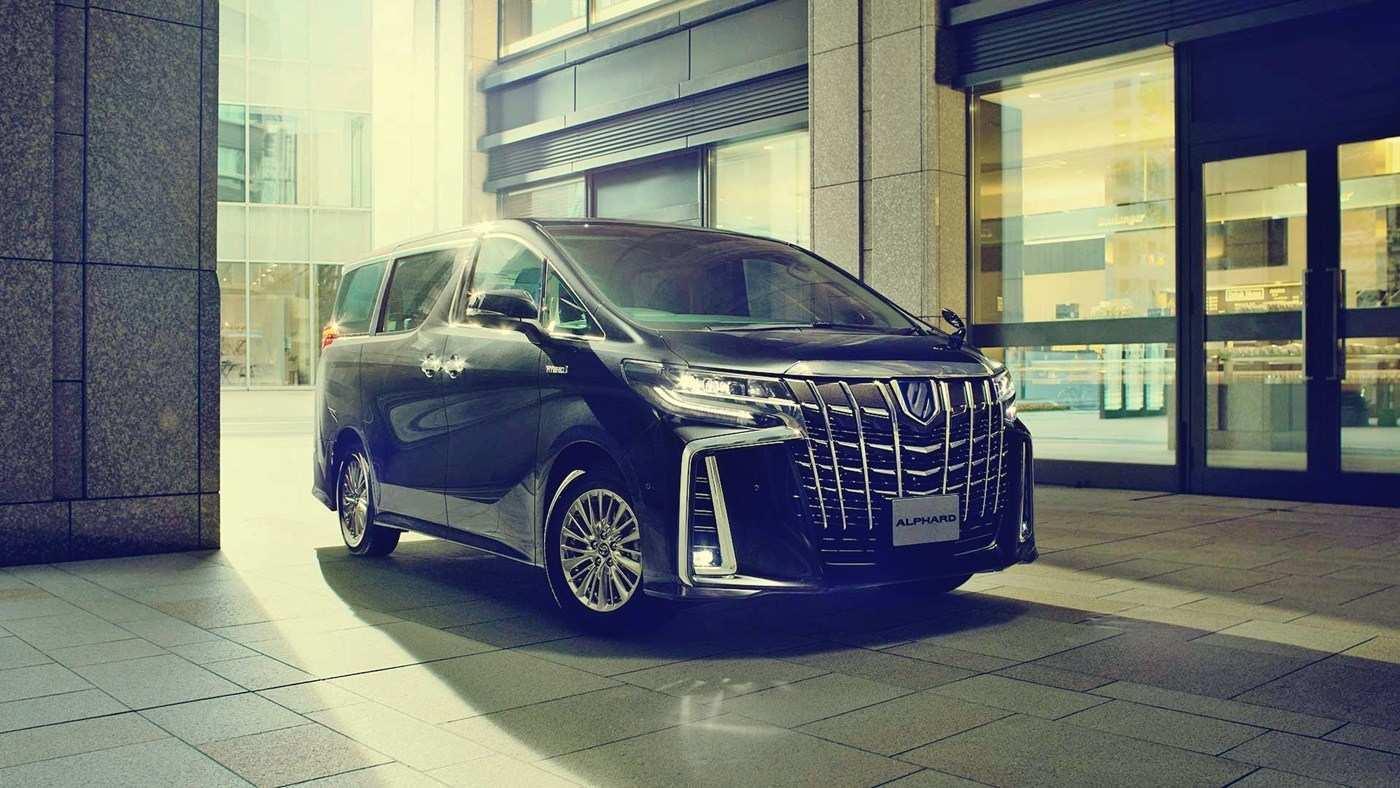 98 Concept of 2020 Toyota Alphard Interior by 2020 Toyota Alphard