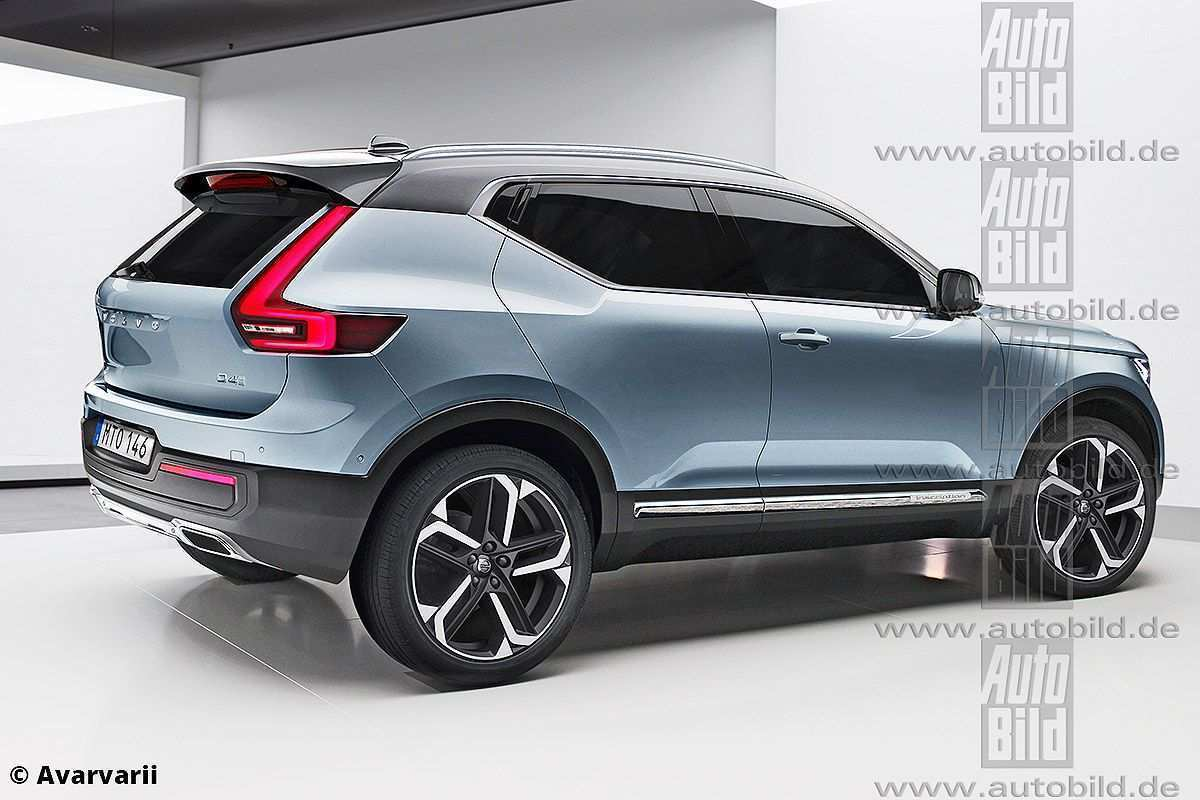 98 Concept of Volvo Zukunft 2019 Configurations with Volvo Zukunft 2019