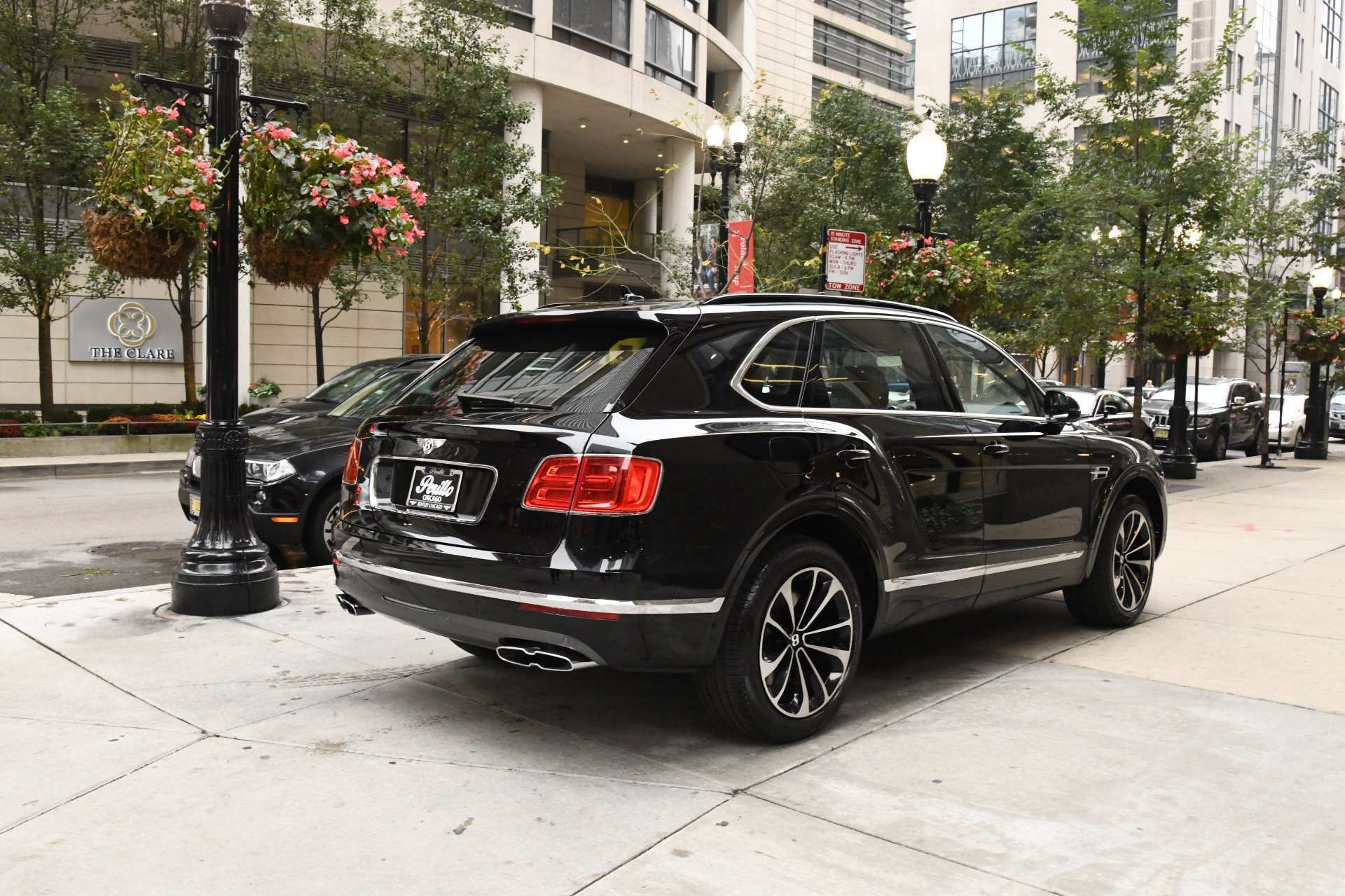 98 Gallery of 2019 Bentley Bentayga V8 Price Release Date with 2019 Bentley Bentayga V8 Price