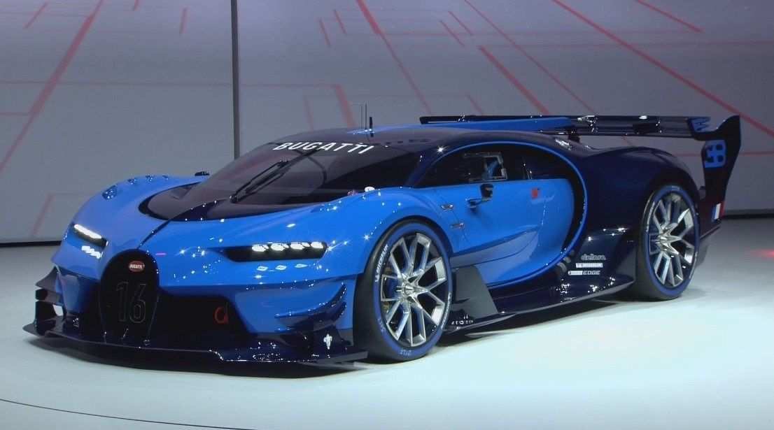 98 Gallery of 2019 Bugatti Chiron Sport Top Speed Concept with 2019 Bugatti Chiron Sport Top Speed
