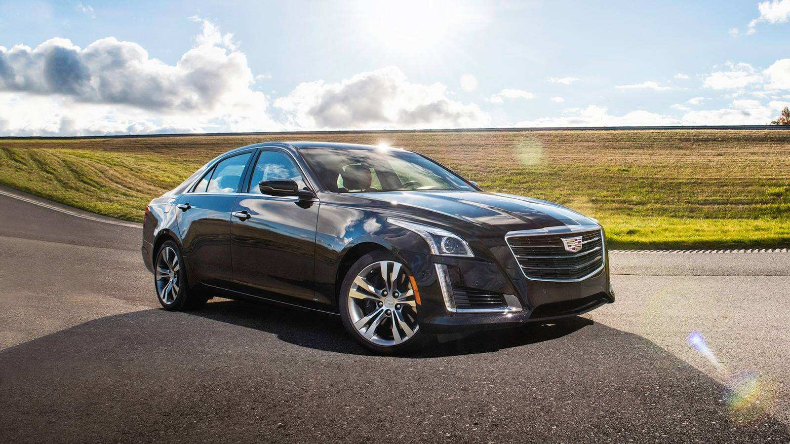 98 Gallery of 2019 Cadillac Cts Redesign by 2019 Cadillac Cts