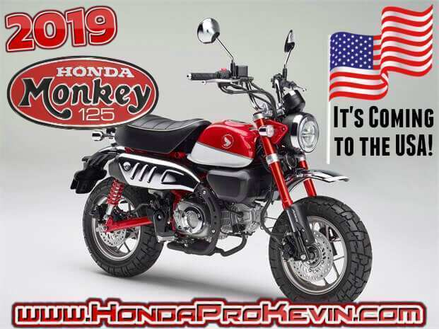 98 Gallery of 2019 Honda 125 Monkey Style with 2019 Honda 125 Monkey