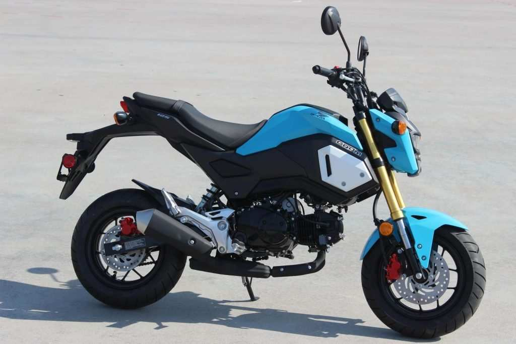 98 Gallery of 2019 Honda Grom Specs Exterior and Interior for 2019 Honda Grom Specs