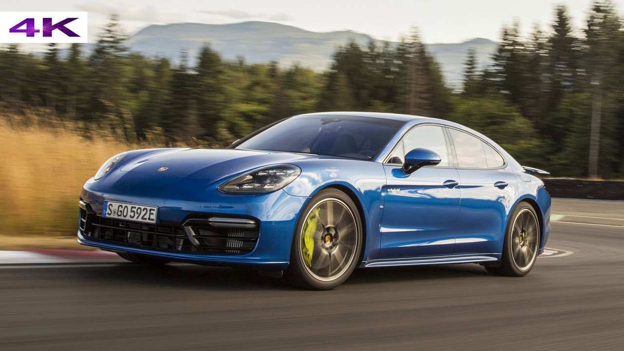 98 Gallery of 2019 Porsche Panamera Turbo Performance with 2019 Porsche Panamera Turbo