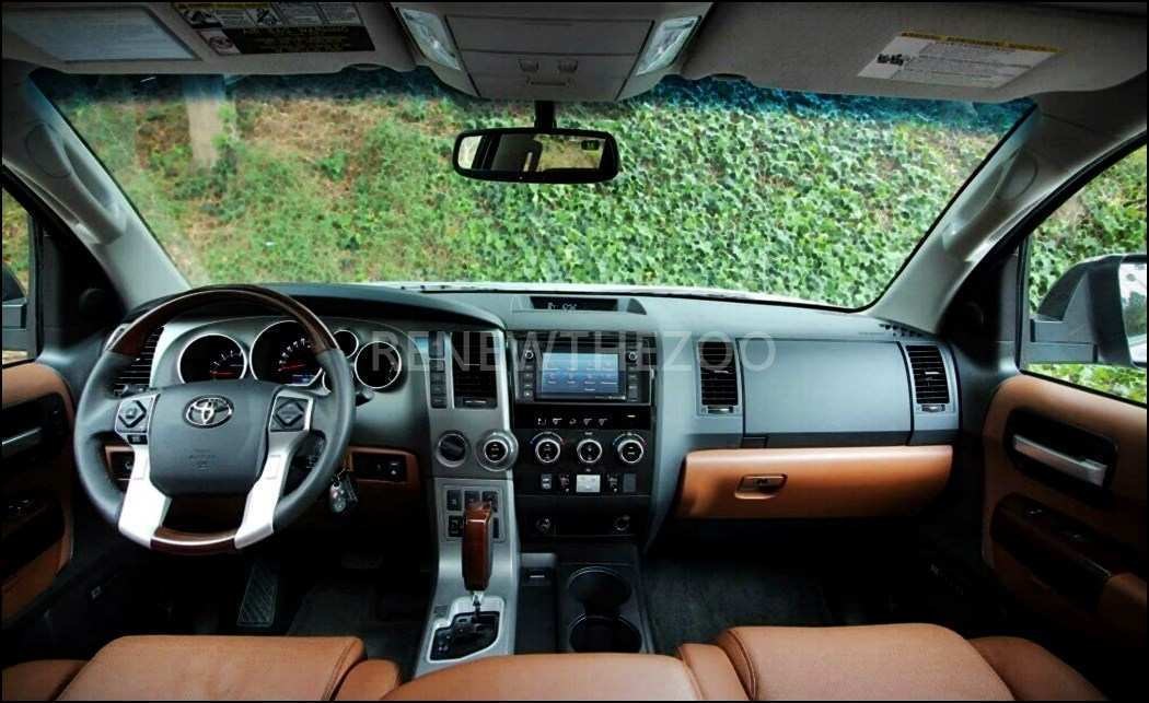 98 Gallery of 2019 Toyota Sequoia Review Performance for 2019 Toyota Sequoia Review