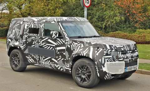 98 Gallery of 2020 Land Rover New Review by 2020 Land Rover