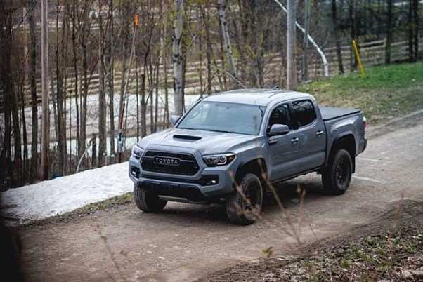 98 Gallery of 2020 Toyota Tacoma Trd Pro Release Date for 2020 Toyota Tacoma Trd Pro