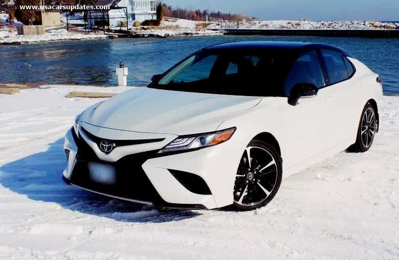 98 Gallery Of Toyota Camry 2020 Spy Shoot With Toyota Camry 2020