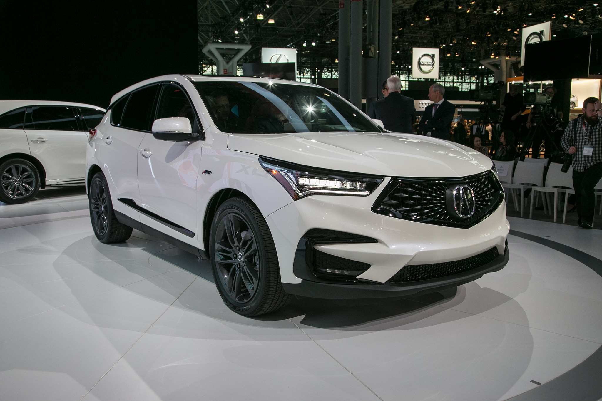 98 Great 2019 Acura Zdx Redesign and Concept for 2019 Acura Zdx