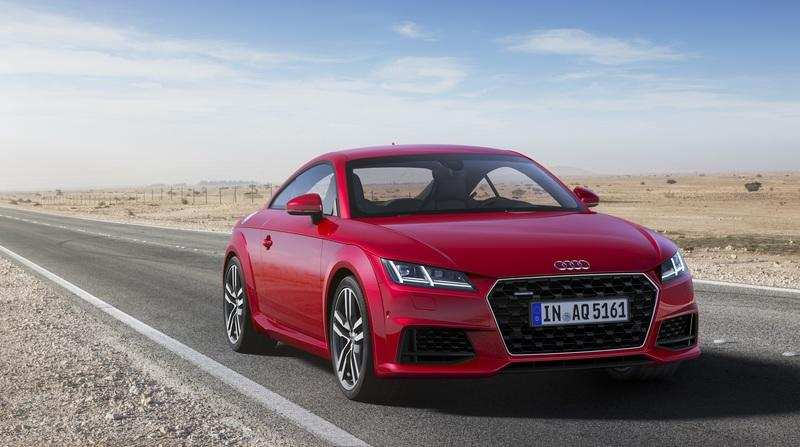 98 Great 2019 Audi Tt Changes Style for 2019 Audi Tt Changes