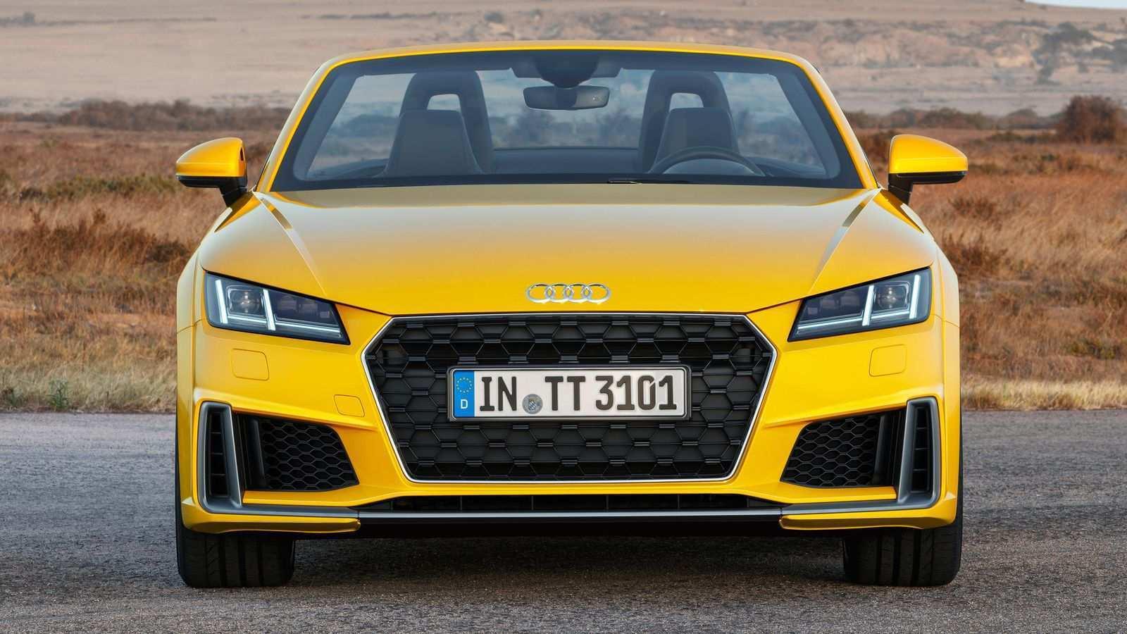 98 Great 2019 Audi Tt Release Date Redesign with 2019 Audi Tt Release Date