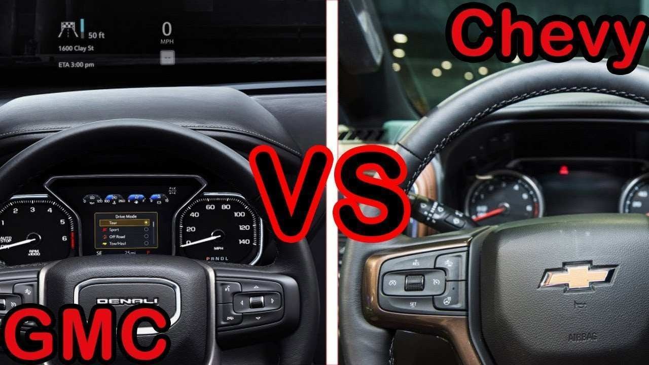 98 Great 2019 Gmc 1500 Interior Wallpaper with 2019 Gmc 1500 Interior