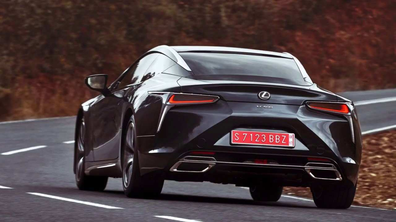 98 Great 2019 Lexus Lc F Specs and Review with 2019 Lexus Lc F