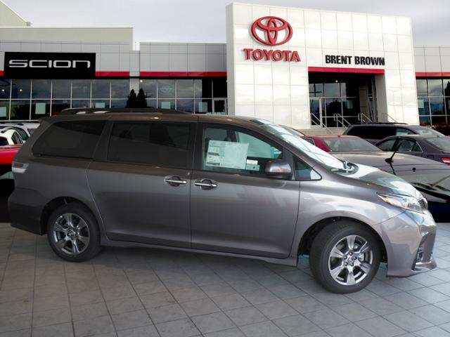 98 Great 2019 Toyota Sienna Se Redesign and Concept with 2019 Toyota Sienna Se