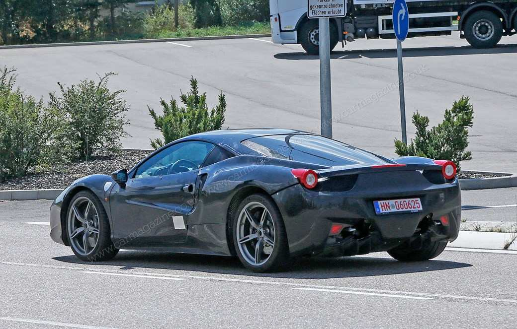 98 Great 2020 Ferrari 588 Speed Test for 2020 Ferrari 588
